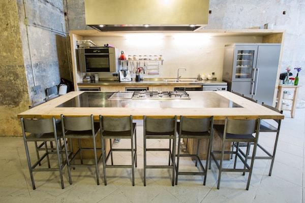 La Mesa del Chef Alvar Ayuso