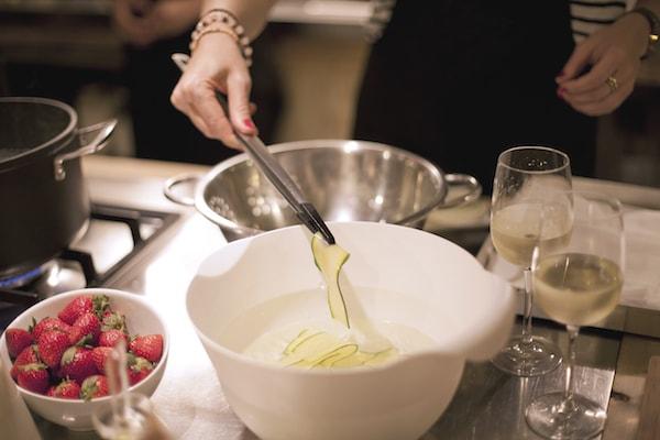 Clases y talleres de cocina para grupos privados