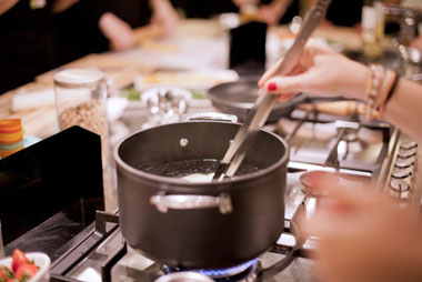 Private Cooking Class Barcelona | Cuina Canela Fina