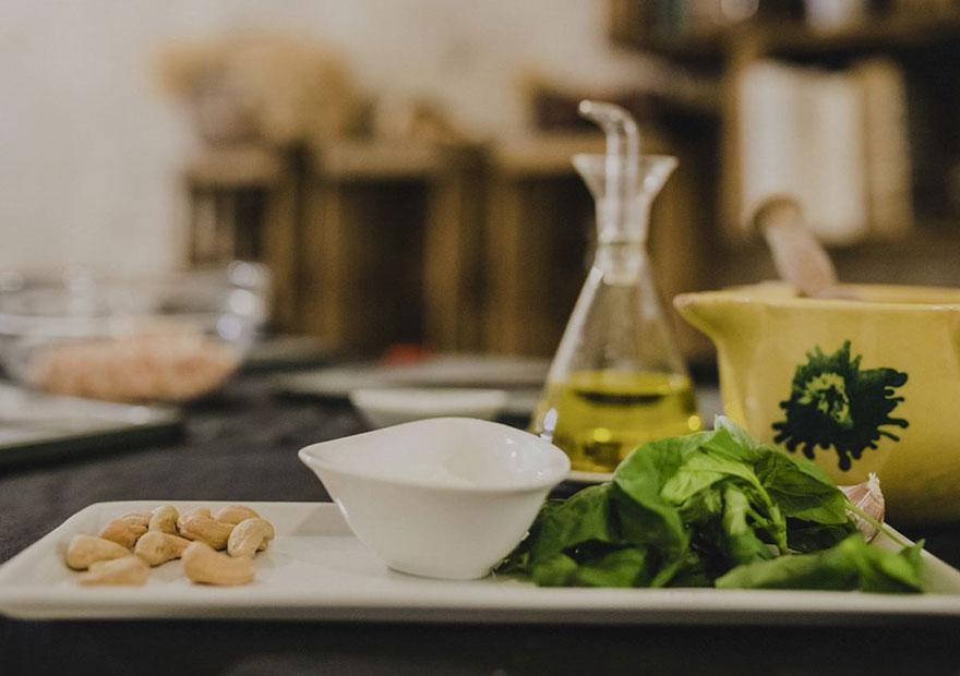 Las bases de la cocina mediterranea